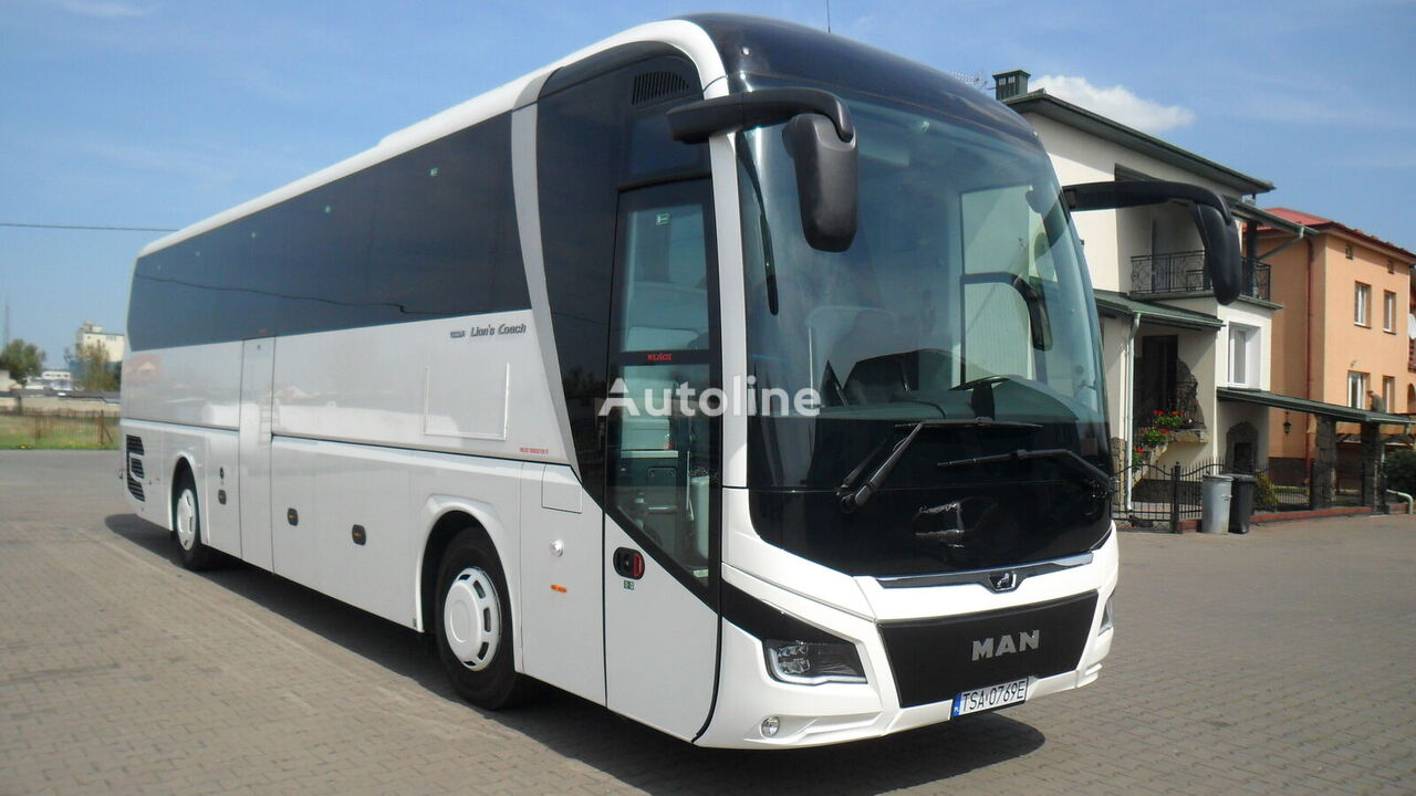 MAN R07  Reisebus