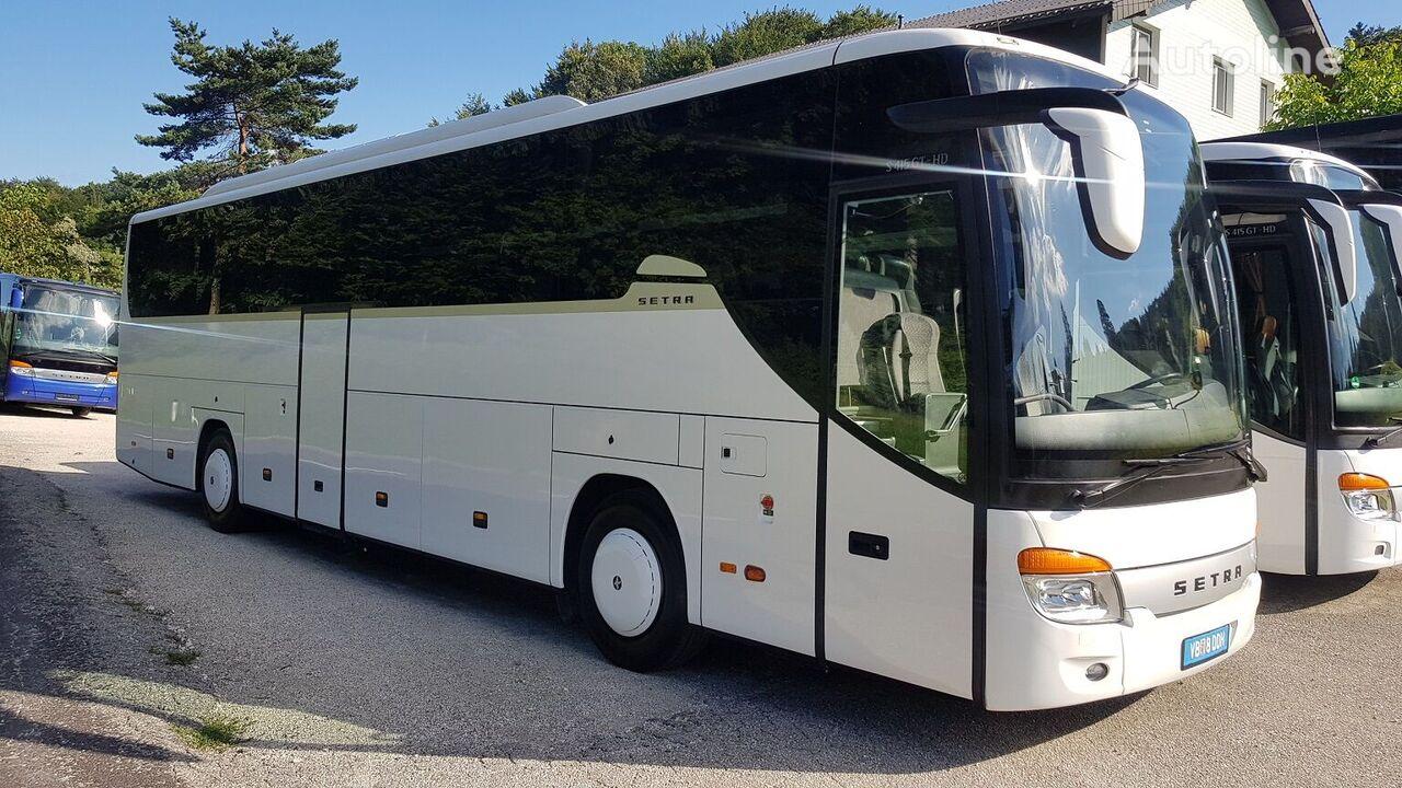 SETRA S 415 GT HD /51SS/GLASDACH/EURO 5/6GSchalter Reisebus