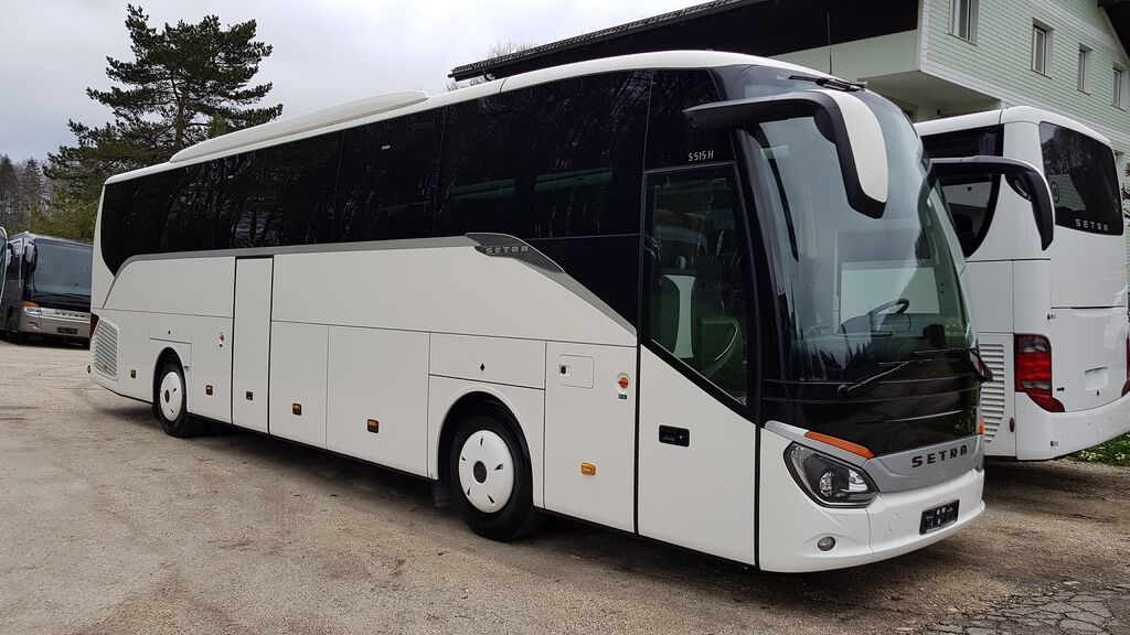 SETRA S 515 HD /53 SS/EURO 6/AUSTRIAN BUS-FIRST OWNER/TOP!!! Reisebus