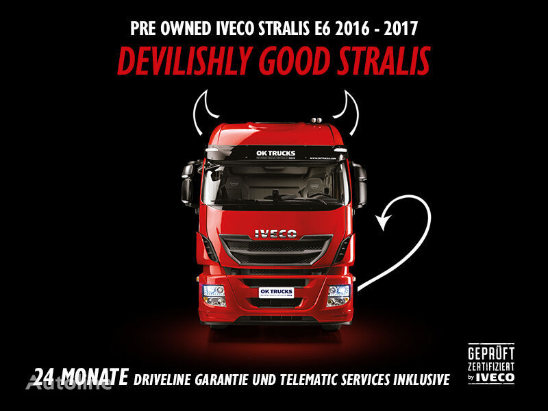 IVECO AS440S48T/P XP Sattelzugmaschine