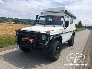 MERCEDES-BENZ 230 GE Hochdach Expedition Wohnmobil