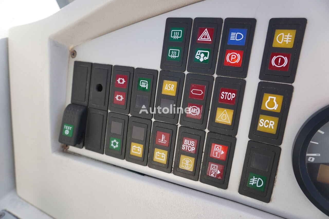 AUTOSAN GEMINI , 4x2 , Euro 5 , 33 seats , 1 owner  Überlandbus